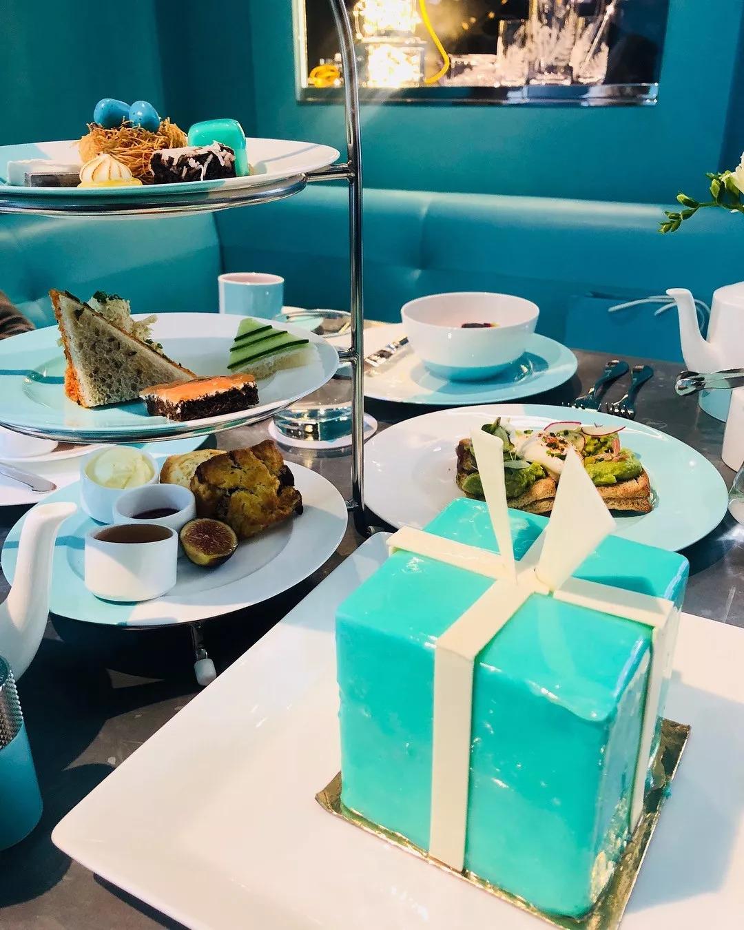 Tiffany早餐店和GUCCI咖啡馆 奢侈品牌开的餐厅是什么样子