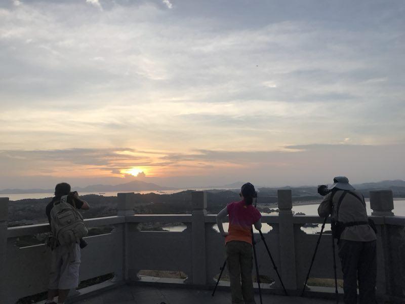 """2018年""""清新福建""""旅游摄影采风活动在平潭启动"""