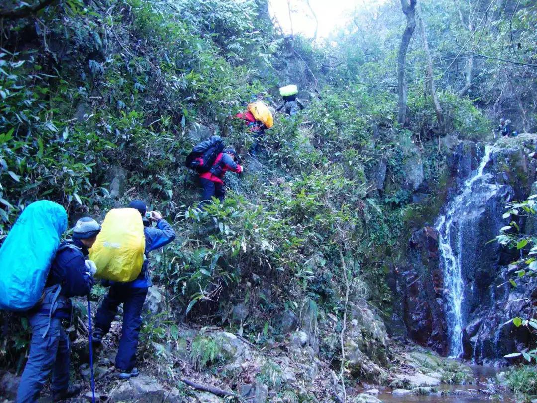 浙江初秋最值得去的7条山野古道 徒步秋游的最佳去处都在这