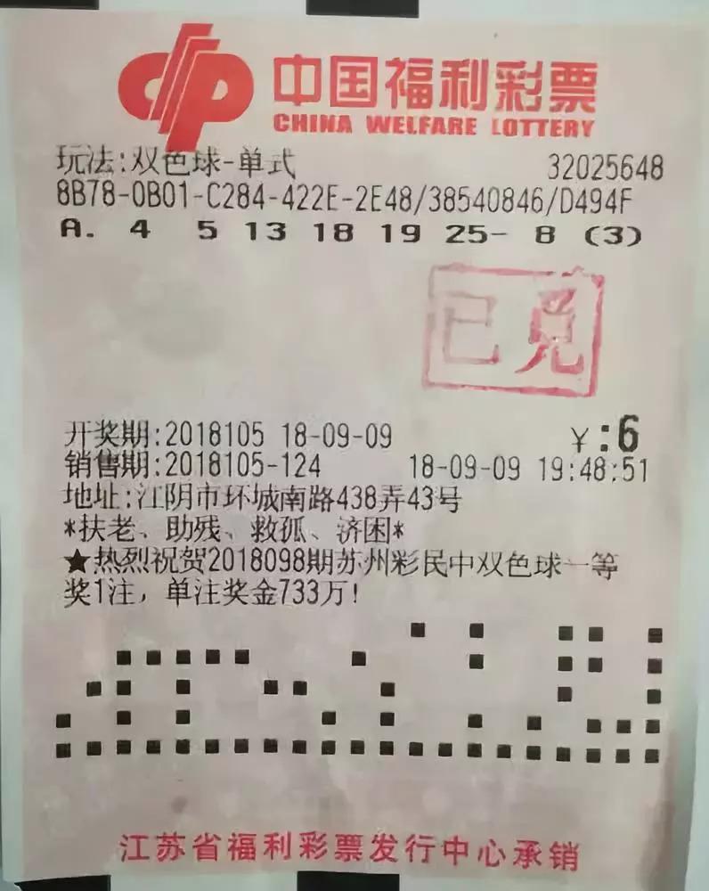 厉害!老人中53万大奖,她买彩票的方法遭曝光...