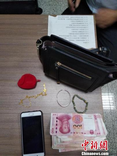 旅客大意遗失万元财物东莞铁警迅速帮其找回
