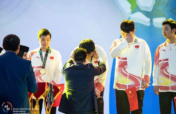 中国电竞国家队出征亚运会!电竞行业迎最好时代