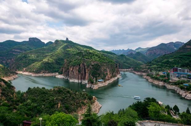 浆水自然风景区
