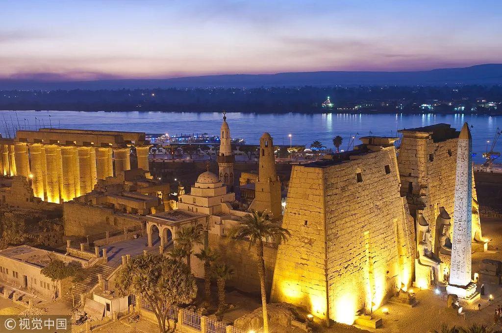 埃及纪行七日谈 七千年文明古国的历史辉煌与现实困惑