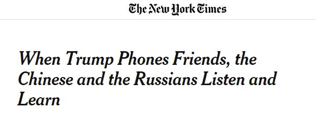 纽约时报被华春莹嘲讽后,发了这么篇文章
