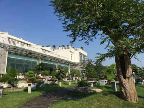宁波旅游网;宁波旅游景点;江北区;宁波五星绿野山庄