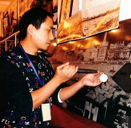 教程被誉现代清明上河图,这个铲车小视频上的作品开火山图片