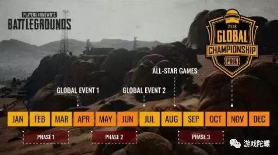 绝地求生发布2019电竞计划:统一联赛体系
