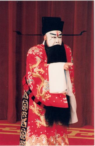 尚长荣演出剧照。上海京剧院供图