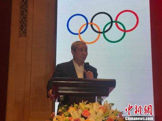 国际奥委会副主席于再清