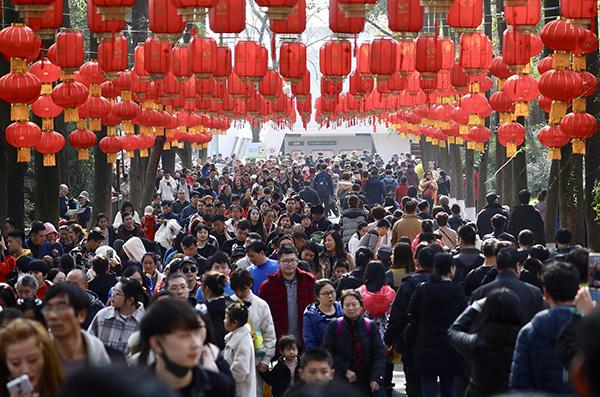 春节旅游数据陆续发布:四川接待游客、旅游