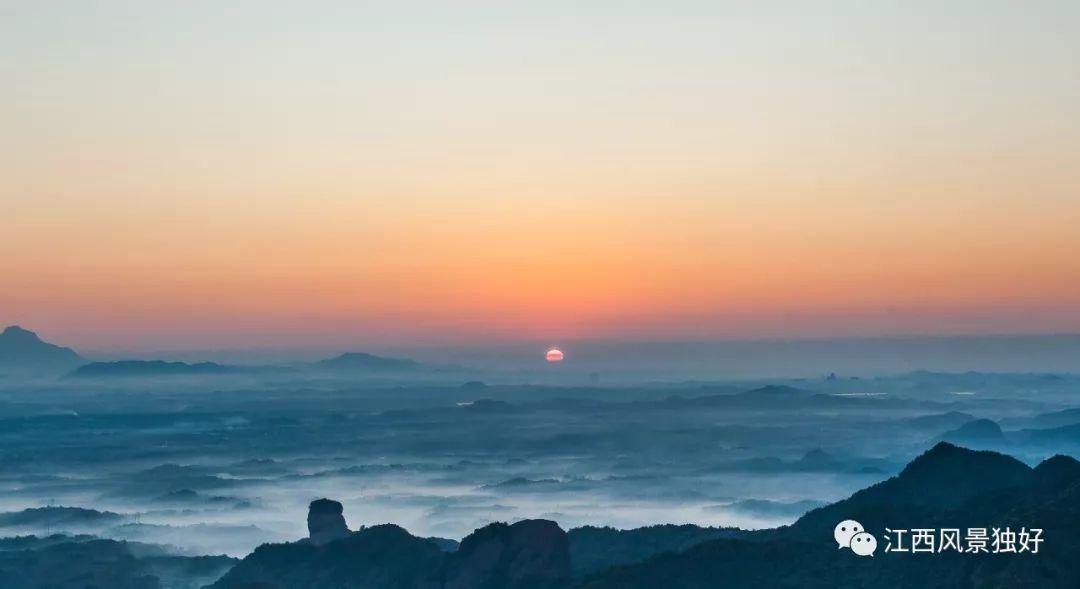 赣鄱  上饶灵山风景名胜区地处江西省上饶市上饶县北部,灵山被道家书