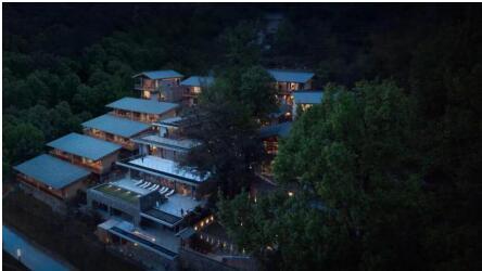 云南松赞香格里拉林卡酒店
