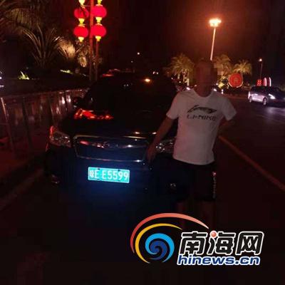 """陵水交警6月28日曝光十名酒驾人员 看看是谁""""榜上有名"""