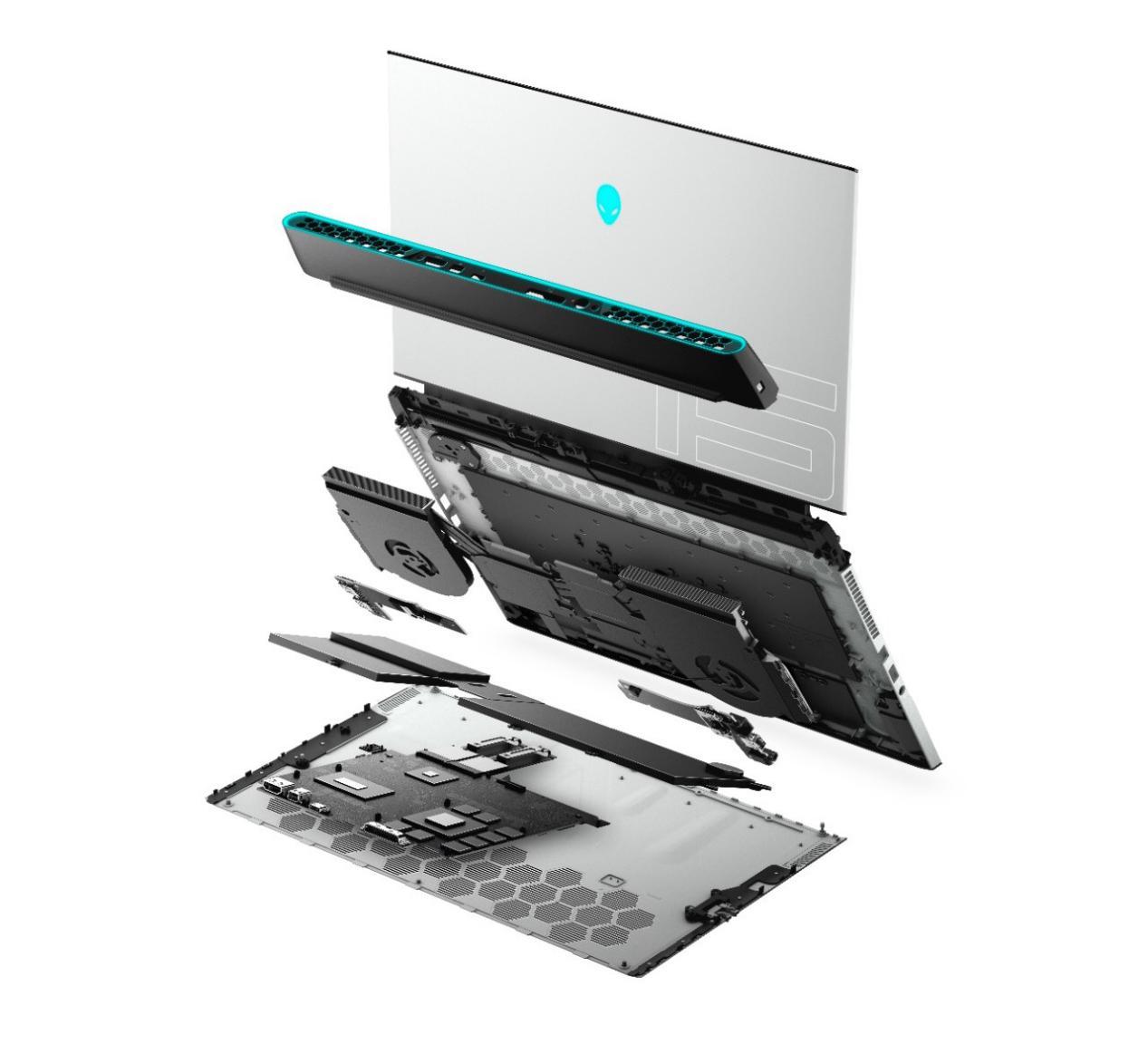 聚焦PC:外星人推出超薄笔记本 机身低至17.9mm