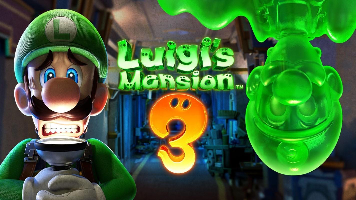 支持8人同玩 Switch《路易鬼屋3》发售日期公布
