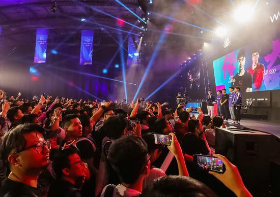 WCG2019总决赛7月18日西安曲江新区开幕