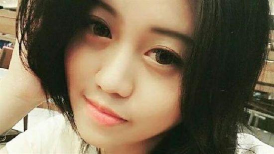 21岁的马来西亚化工系学生李佳欣。(图片来自脸书)