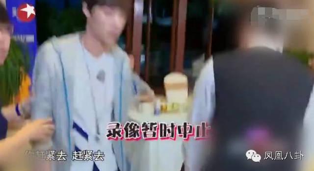 张艺兴节目晕倒,鹿晗连续工作48小时,小鲜肉们很拼