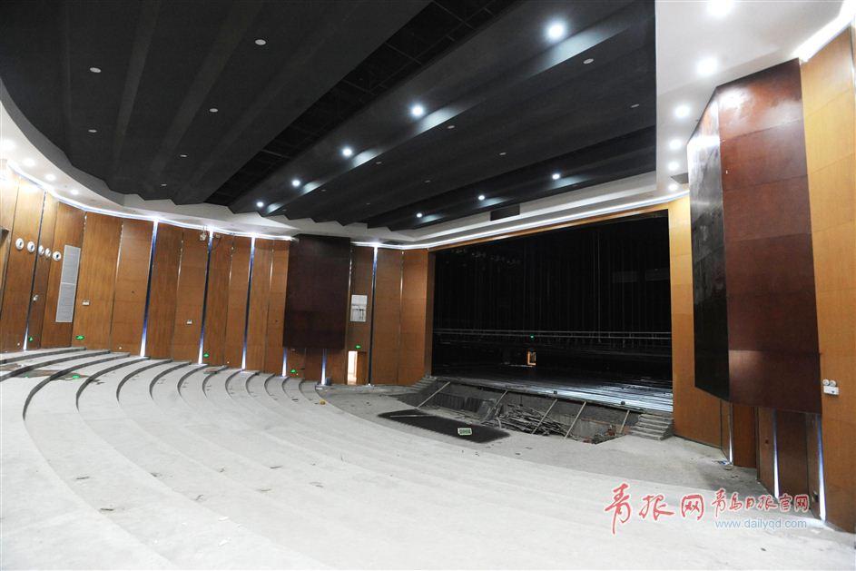 位于城阳的青岛39中新校区将启用