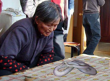 四川13岁女孩怀孕是蛇 - 点击图片进入下一页