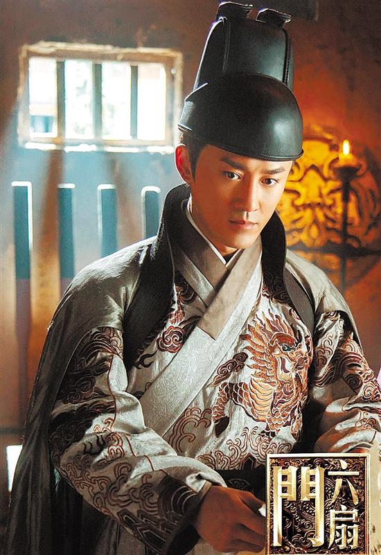 林峰新剧颜值演技均在线 称迪丽热巴有男生个性