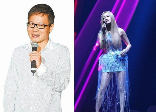 【美人鱼乐】华纳高层炮轰张韶涵:不懂感恩 新专辑难听死