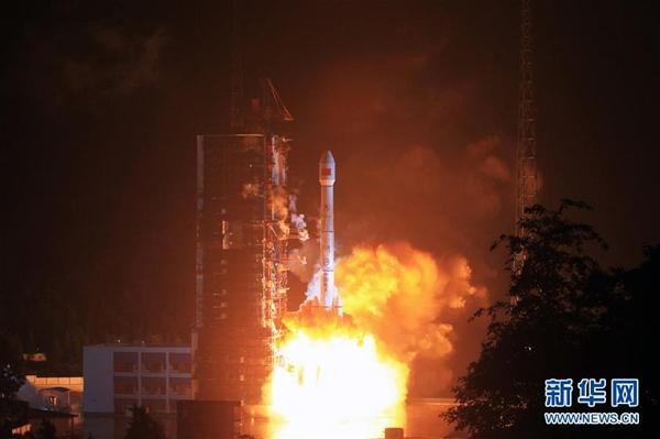 中国发射天通一号01星:专为移动通信服务