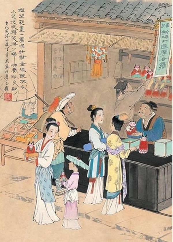 民俗学家:七夕不是中国情人节,古人七夕玩些啥?