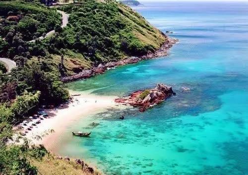 这里的海水纯净无污染,在帝王岛,你可以见到最美丽多样的珊瑚,美得