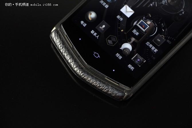 8848钛金手机m3评测:万元国产奢华流