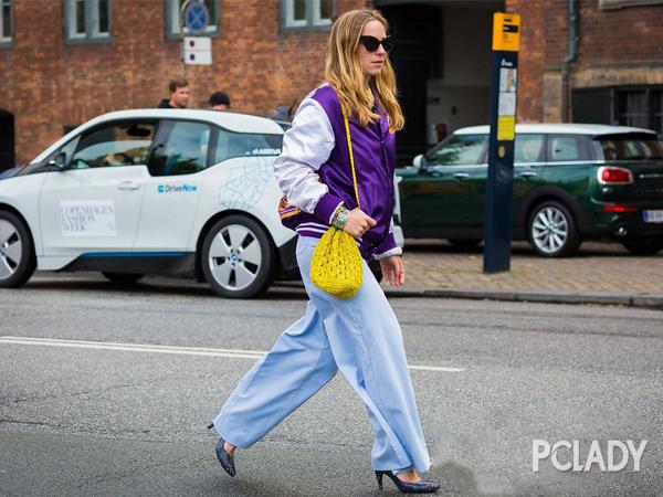 最新北欧时尚看这里!2017春夏时装周街拍纪实图片