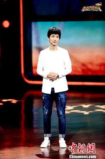 【星娱TV】陈楚生:享受音乐 作品本身比人气更重要