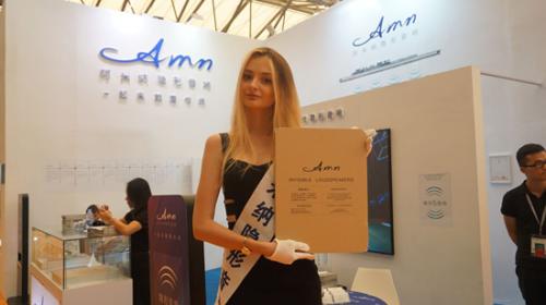 2016上海国际智能家居展,阿米纳隐形音响满载而归图片