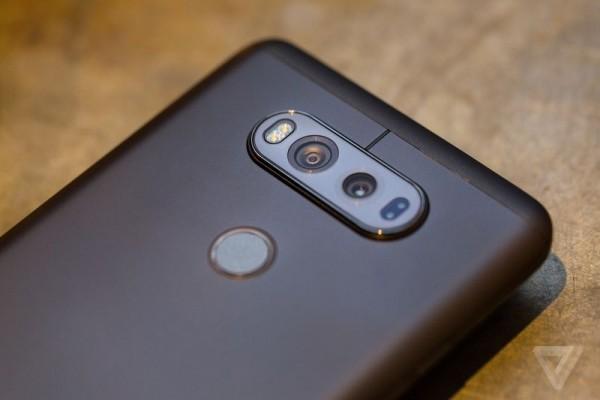 LG V20正式发布 2K屏配骁龙820 电池可拆卸