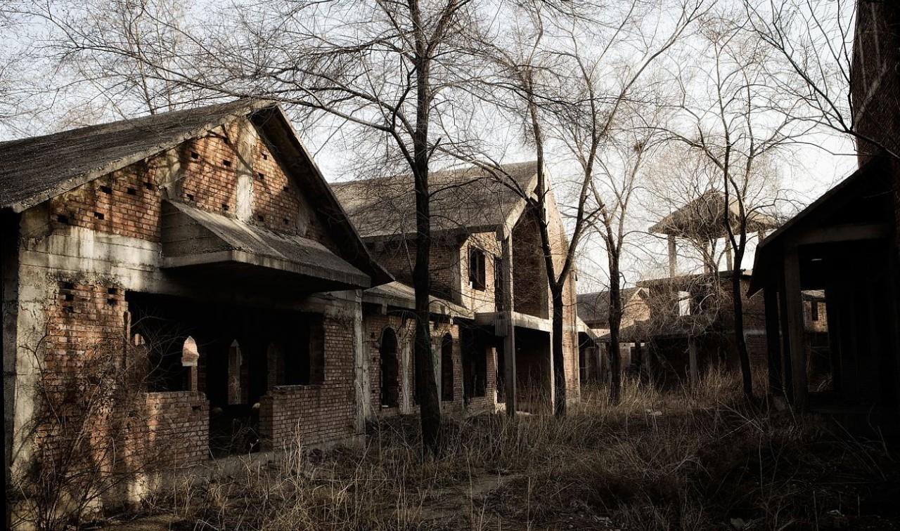 寻找城市过往 细数北京六大废墟摄影地