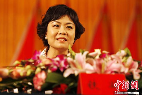 河北人铁凝连任中国作协主席 并当选中国文联主席
