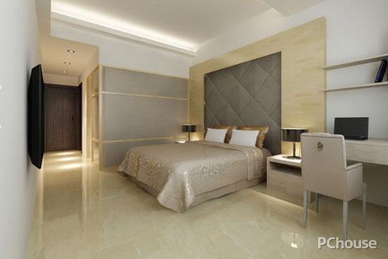 北欧风格装修卧室效果图