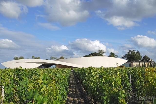 寻找葡萄酒世界的建筑奇观