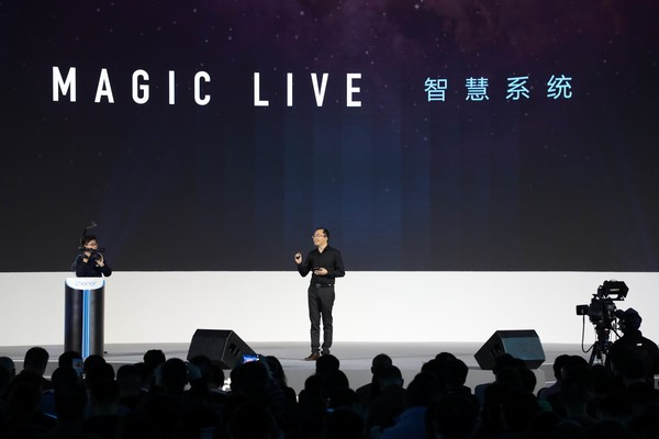 Magic Live