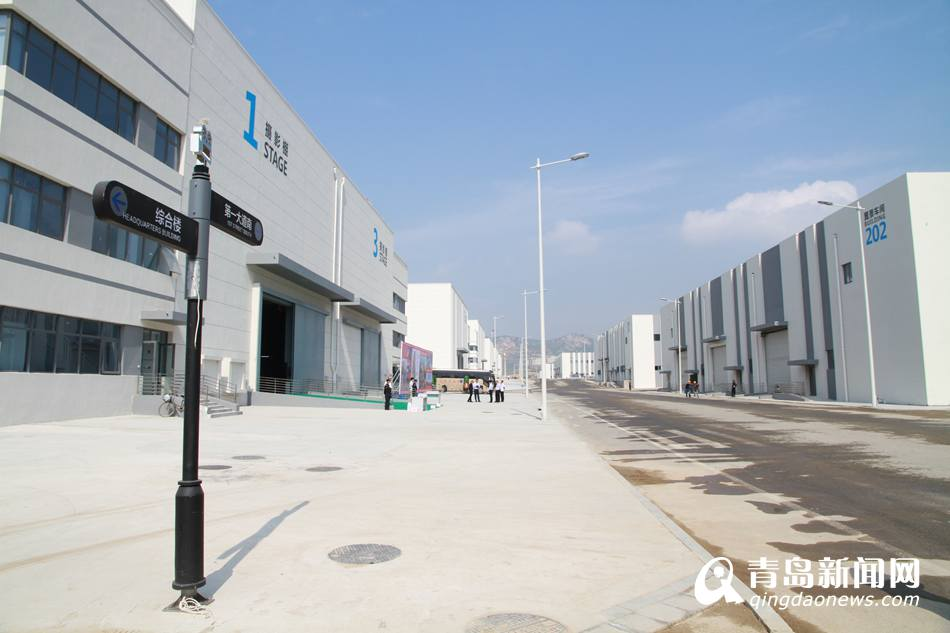 迈向国际影视之城 青岛400亿打造东方好莱坞