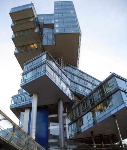 世界上奇特结构的建筑 分分钟有惊喜