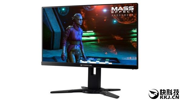 华硕、宏碁全球首发4K 144Hz显示器:G-Sync HDR加持