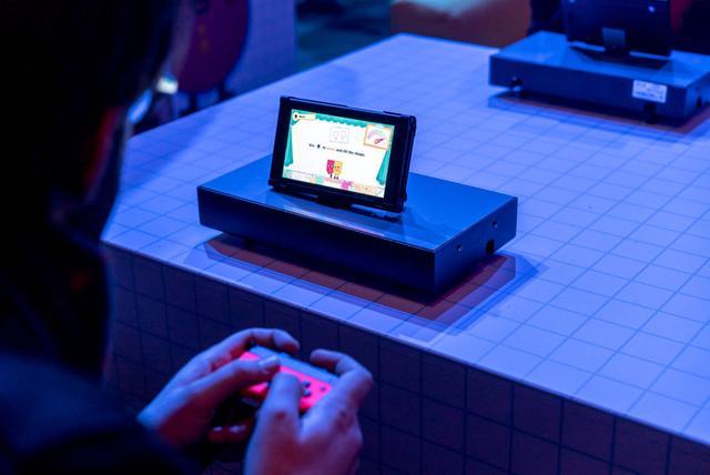 这台switch游戏机 也许是任天堂最后的机会了