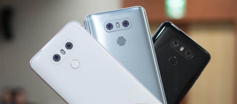 还是比你强 LG G6 V20 S7 edge iPhone拍照对比