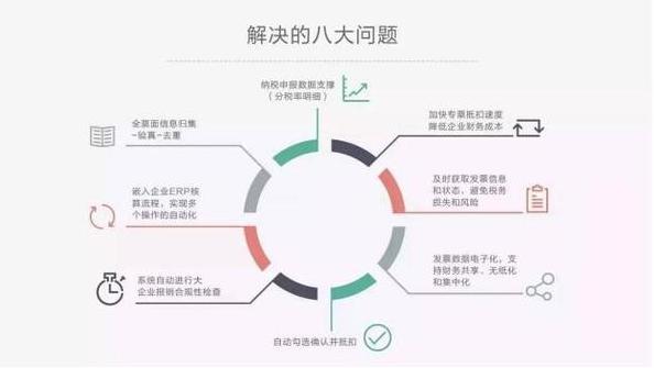 利用百望股份自身在涉税领域的优势,协助中国电信完成进项发票列表