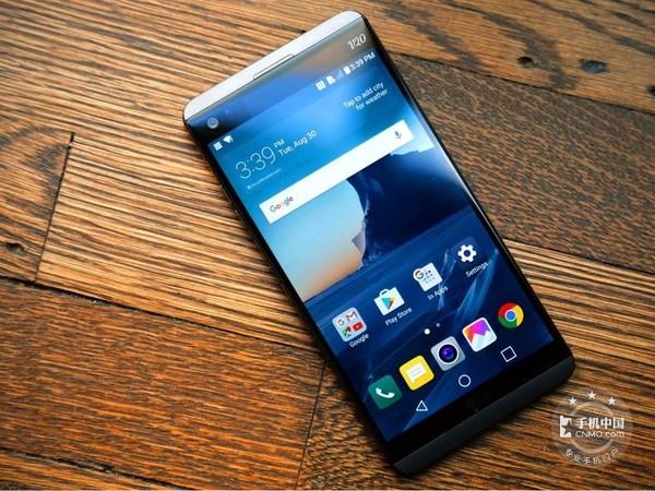 LG V20-屏幕都能玩出花儿 别说你只知道曲面屏