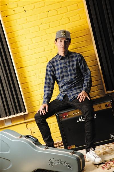 陈楚生:我更想做的是音乐人 而不是传统的艺人