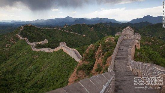 人類史上25座最偉大建築中國獨占三處