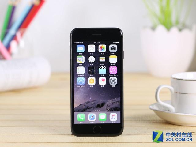 超值价格苹果iPhone7 黑色国行4680元